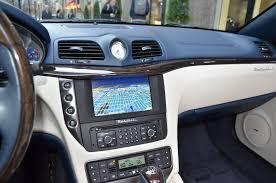 blue maserati granturismo convertible 2015 maserati granturismo convertible stock gc1614bb for sale