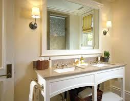 Wooden Bathroom Mirrors Bathroom Mirror Ideas On Wall Mirrors Bathroom Mirror