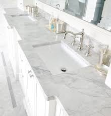marble bathroom ideas charming carrara marble bathroom on white tile home decoractive