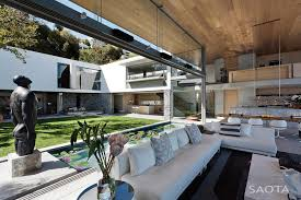 homes with interior courtyards courtyard home designs inspiring goodly modern house pool design