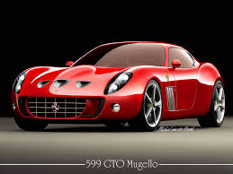 ferrari supercar concept ferrari 599 gto mugello concept to be built 6speedonline