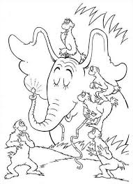 horton hatches the egg coloring pages 83 coloring page of horton hatches an egg all worksheets