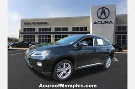 lexus 350 used for sale used lexus rx 350 for sale in tn edmunds