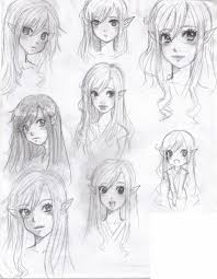 anime styles drawing how to learn to draw manga and develop your