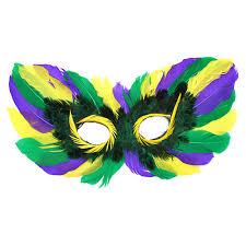 mardi gras feather masks mardi gras feather eye mask