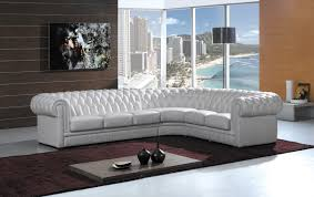 grand canape deco in grand canape d angle capitonne blanc chesterfield