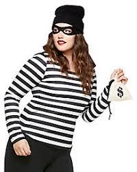 Halloween Burglar Costume Costumes U0026 Convicts Costumes Couples Spirithalloween