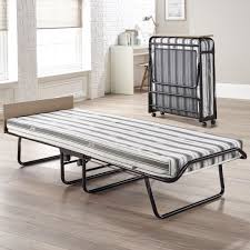 Portable Folding Bed Bedding Supreme Airflow Hero Large Folding Beds Guest Jaybe Fibre