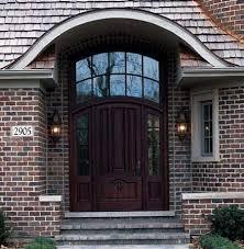 Beautiful Exterior Doors Fiberglass Exterior Doors For Home Beautiful Of Therma Tru