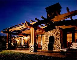 exterior endearing picture of outdoor living spaces decoration
