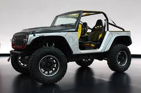 modified white jeep wrangler jeep wrangler stitch concept photo gallery autoblog