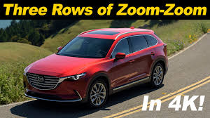 lexus is 300 turbo technische daten 2016 2017 mazda cx 9 first drive review in 4k uhd youtube