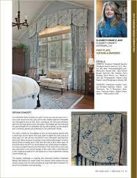 custom draperies design award elizabeth swartz interiors