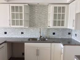 wonderful frosted glass backsplash pertaining to unique in kitchen