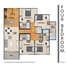 4 bed floor plans the reserve tyler tx floor plans