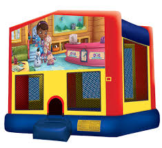doc mcstuffins playhouse doc mcstuffins bounce house doc mcstuffins moonwalk doc