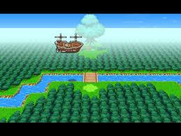 Final Fantasy World Map by Final Fantasy Dimensions A Half Assed Playthrough