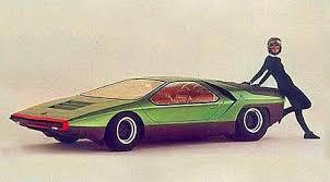 1968 alfa romeo carabo concept alfa romeo cars and dream cars