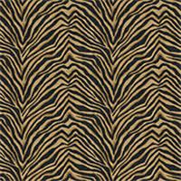 Black And Gold Upholstery Fabric Animal Print Fabrics