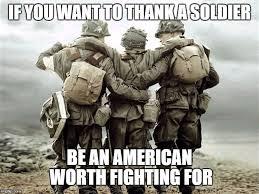 Soldier Meme - the american soldier memes imgflip
