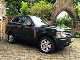 metallic land rover stunning rangerover vogue v8 4 4 finished in epsom green metallic