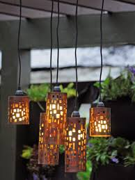 Hanging Lights Patio Outdoor Hanging Lanterns For Patio Outside Landscape Lighting Yard