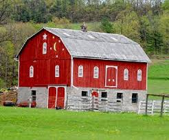 Red Barn Mt Vernon Mo Your Photos Midwest Barns Midwest Living