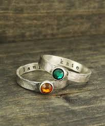 birthstone rings birthstone ring