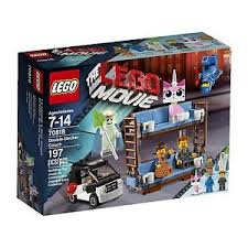 lego movie double decker couch new free shipping ebay