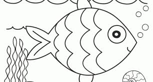 fish coloring pages archives cool coloring pages
