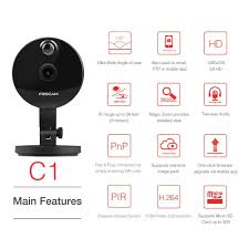 how to sign up for amazon app alerts black friday amazon com foscam c1 hd 720p wifi security ip camera with ios
