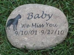 memorial stones for dogs pet memorial gift dog memorial rock 4 5 inch cat memorial