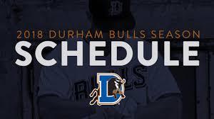 printable bulls schedule bulls 2018 home schedule released durham bulls news