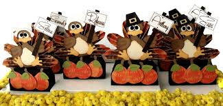 thanksgiving turkey place cards pazzles craft room