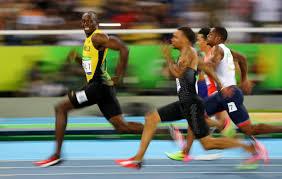 2017 world athletics championships usain bolt overcomes slow