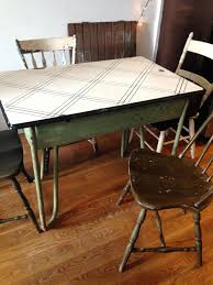 vintage metal kitchen table 1940s kitchen table metal kitchen table kitchen tables sets metal