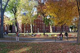 Harvard Yard Map Cambridge Is America U0027s Most Charming College Town