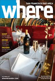 Buca Winchester Va by Where San Francisco September 2017 By Morris Media Network Issuu