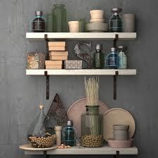 modern kitchen accessories decorative set for the kitchen vintage kitchen accessories 3d