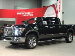 nissan finance dallas tx trucks are big news at the dfw auto show because well texas