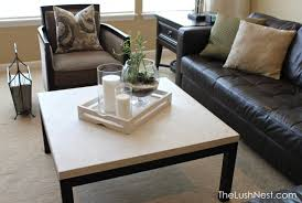 Home Furniture Tables Furniture Mesmerizing Travertine Coffee Table With Unique Design