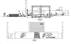 restaurant layout pics layout plan dwg file