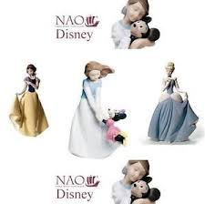 nao by lladro porcelain figurines collectables disney ornaments