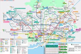 Budapest Metro Map by Map Of Barcelona Things To Do Metro Map Of Barcelona 2017 The