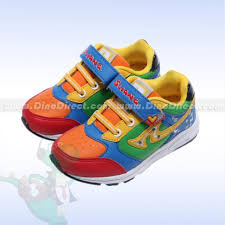 kid shoes sliang kids print light velcro sport running shoes