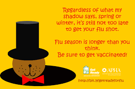 groundhog day cards check out these great preparedness graphics from apha s get ready