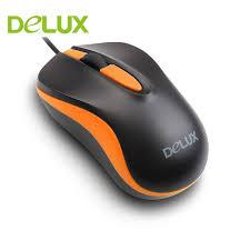 souris bureau delux m137 optique usb filaire souris rapide cliquez sur la mode