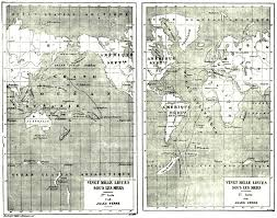 the sea map verne s cartographies