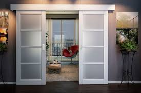 Home Interior Door by Types Of Sliding Interior Doors