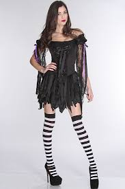 1 pc black dark fairy dress costume amiclubwear costume online